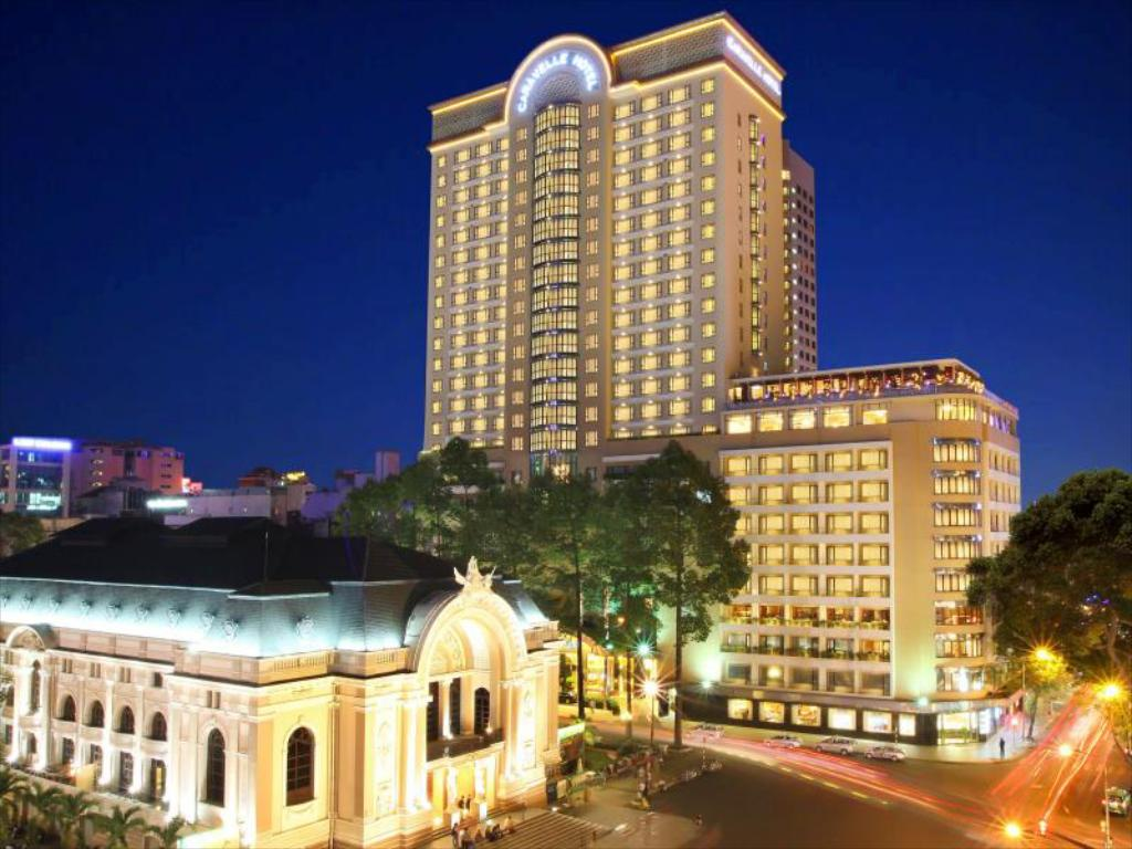 Top hotels with casino in Ho Chi Minh city