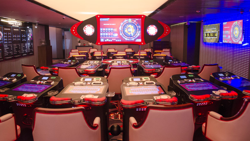 Image result for Club V e-gaming Pullman Saigon