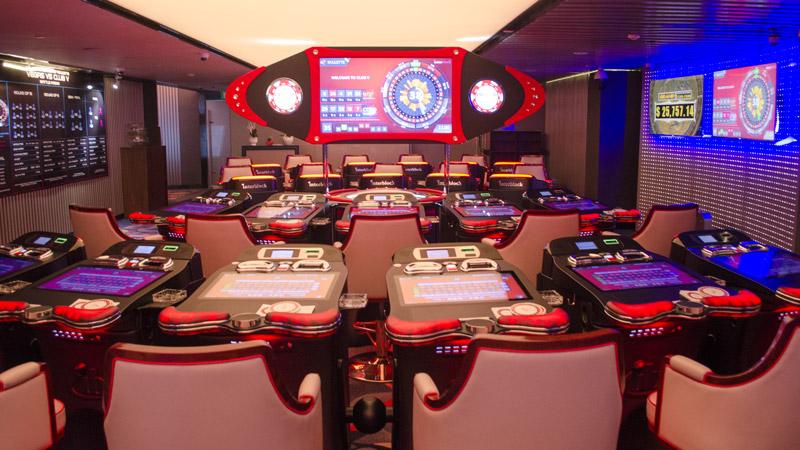 Image result for Club V e-gaming Pullman Saigon