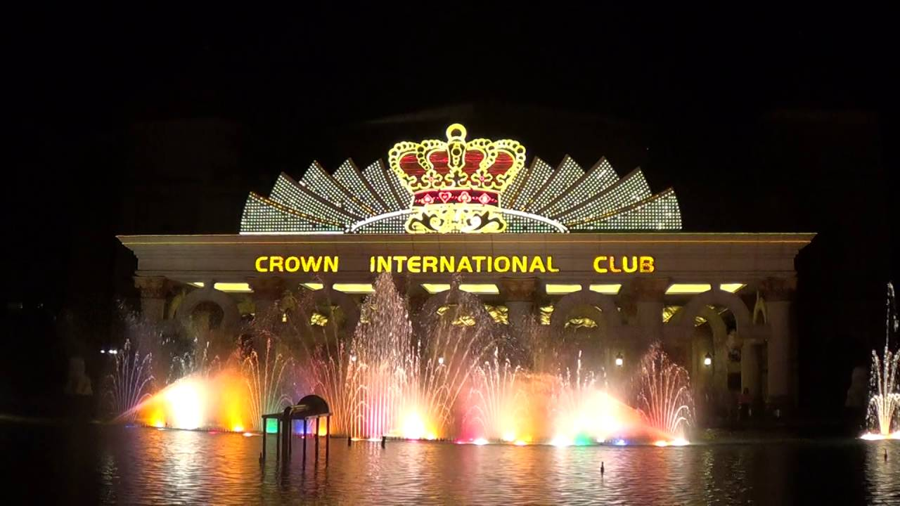 Image result for Crown International Games Club ai Danang
