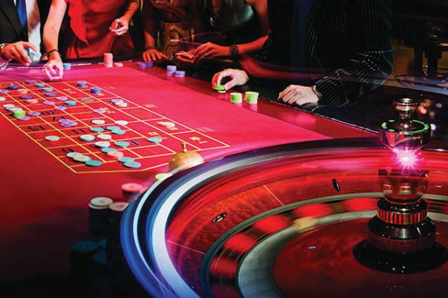 Casino gaming in english