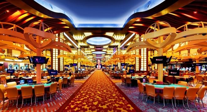 casino - gaming room