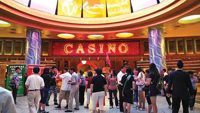 Fun facts about casino in Saigon