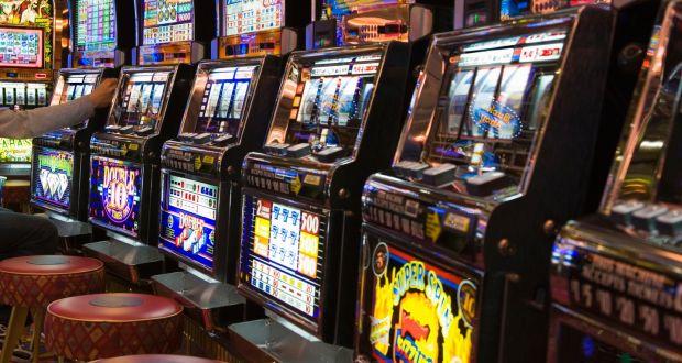 slot gaming machine