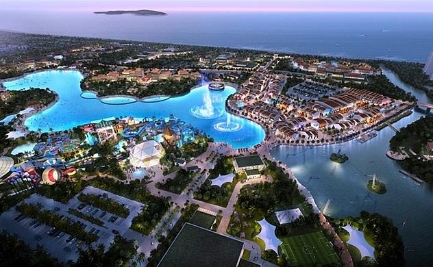 Phu Quoc resort complex