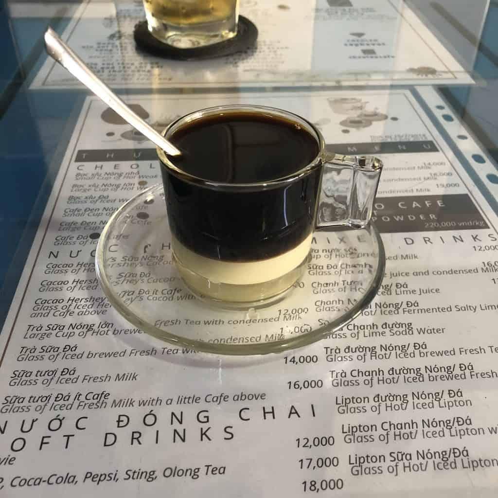 cà phê ngon nhất sài gòn-cà phê cheo leo