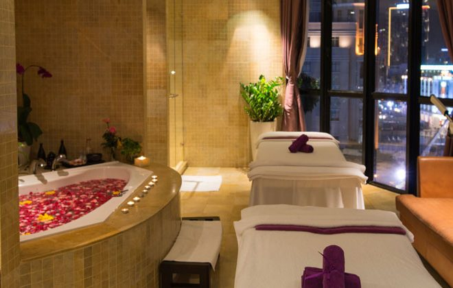 Good spa in Saigon