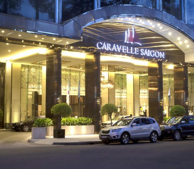 Hotel with best services in Saigon