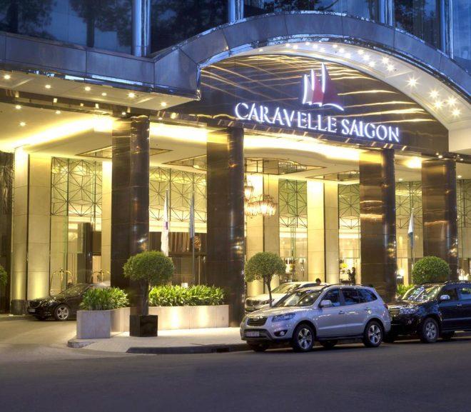 사이공 최고의 서비스를 제공하는 호텔