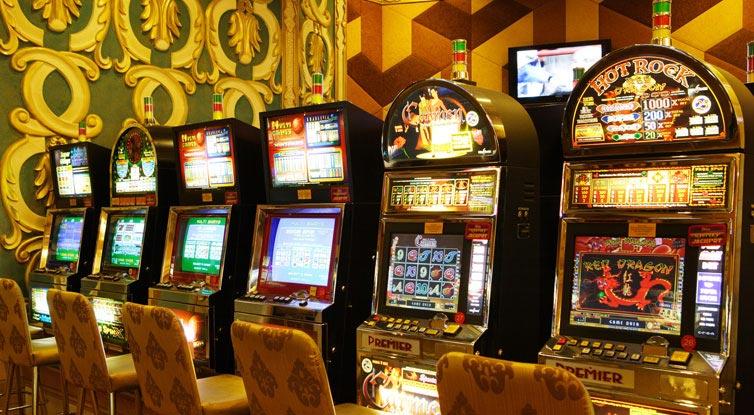 Image result for Chats Slot Gaming Center at New World Saigon