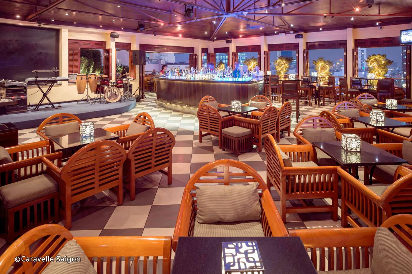 Image result for Saigon Saigon Rooftop Bar