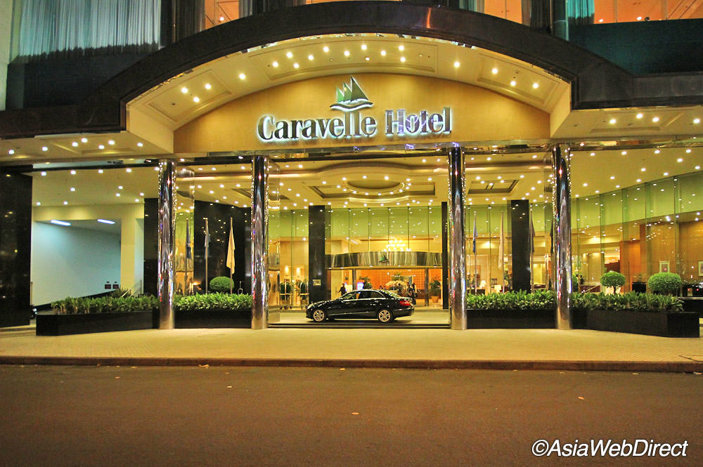 Image result for Caravelle Saigon