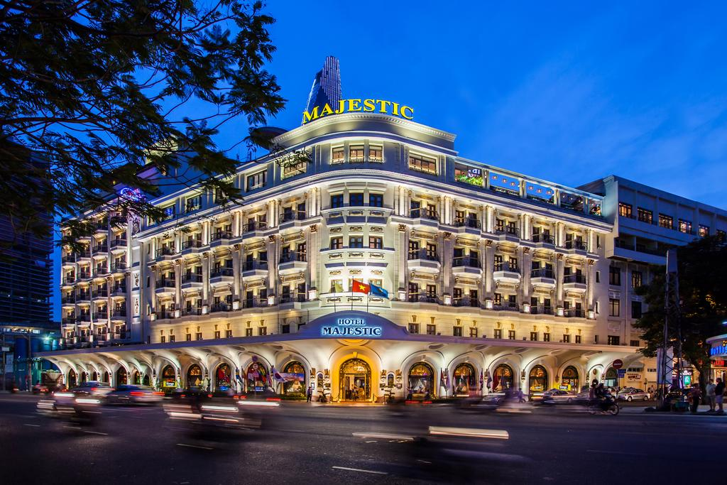 Image result for Hotel Majestic Saigon