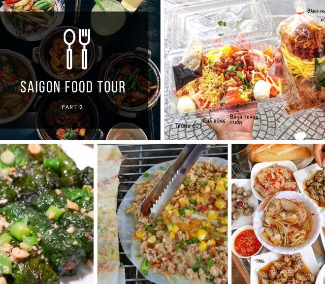 Saigon Food Tour (Part 2)